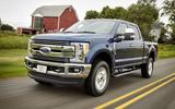 US: The three top-selling vehicles are pickup trucks