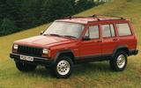 Cherokee (1984-2001)