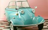 Messerschmitt's cars