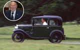 Sir Stirling Moss - Austin Seven