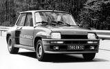 Renault 5 Turbo (1980)