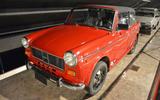 Premier Padmini convertible