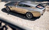 Aston Martin Zagato Virage Shooting Brake (2014)