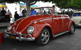 Volkswagen Beetle Karmann Cabriolet (1963)