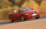 Volvo C70 (from £3000)