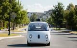 Google starts self-driving car program (2009)