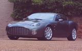 Aston Martin DB7 Zagato (2001)