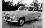 1951: Simca Aronde