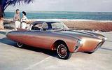 Oldsmobile Golden Rocket (1956)