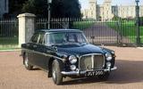 1958: Rover P5