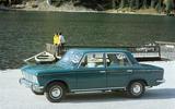 1966: Fiat 124