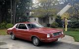 1973: Ford Mustang II