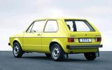 1974 - Volkswagen Golf