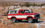 1977 – Ford Bronco