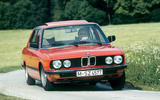 1981: BMW 5 Series (E28)