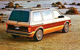 1983: Dodge Caravan/Plymouth Voyager