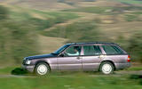 1984: Mercedes W124