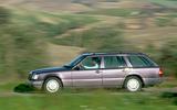 1984 - Mercedes W124