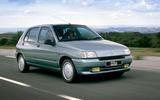 1990 - Renault Clio