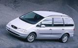 1995: Ford Galaxy/Volkswagen Sharan