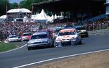 1998: Volvo vs Nissan