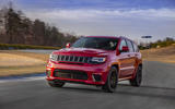 Jeep Grand Cherokee Trackhawk (2017)