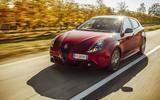 Front-wheel drive Alfa Romeo: Giulietta, 2019
