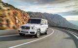 Mercedes-AMG G63 – 2485kg