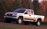 Chevrolet Colorado/GMC Canyon, first generation (2003)