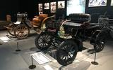 MASS-PRODUCED CAR: Curved Dash Oldsmobile (1901)