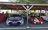 Toyota Corolla and Porsche 904