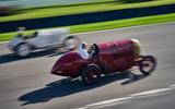 Edwardian racing cars