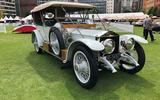 1912 Rolls-Royce Silver Ghost 'Nellie'