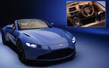 SUMMER 2020: Aston Martin Vantage Roadster