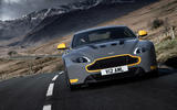 Aston Martin V12 Vantage S (2013-2017) - 205mph