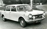 1965: Austin 1800