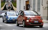 Fiat 500 TwinAir: 118.9bhp/litre