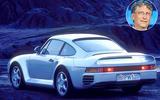 Bill Gates - Porsche 959
