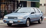 Hyundai Excel (1986)