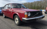 Volvo 244 DL (1977)