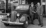 The radio-controlled car's 15 minutes of fame (1930s)