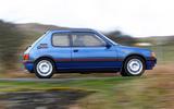 Peugeot 205 (1983-1998) – 15 YEARS
