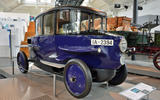 Rumpler Motor Company (1921)