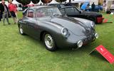 1964 Porsche 356 Outlaw