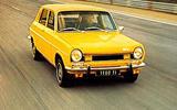 FAST HATCHBACK: Simca 1100Ti (1973)