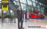 OUTSTANDING UK LEADERS: Paul Van der Burgh – Toyota