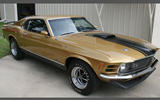 Ford Mustang Mach 1 (Diamonds Are Forever - 1971)