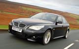 BMW 550i (2005-2010), £4000-£11,000