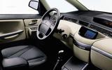 Renault Avantime (2001-2003) - interior