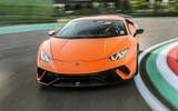 2: Lamborghini Huracán Performante: 1min 5.30secs